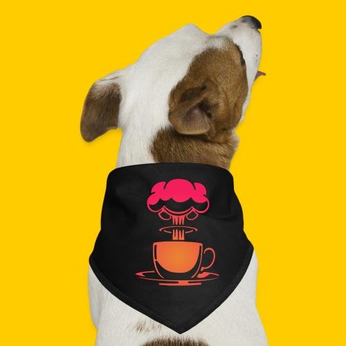 Atom coffee - Hundsnusnäsduk