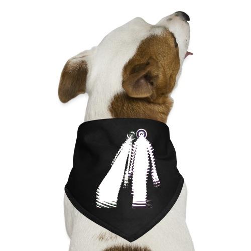 fatal charm - hi logo - Dog Bandana
