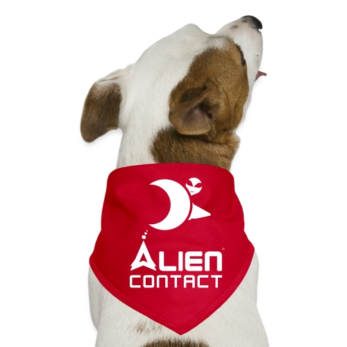Alien Contact - Bandana per cani