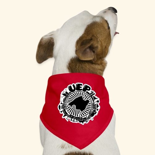UEP white background - Dog Bandana
