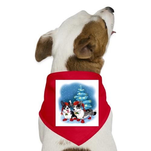 CORGI CHRISTMAS - Hunde-bandana