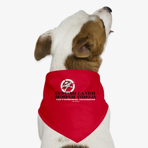 training - Dog Bandana