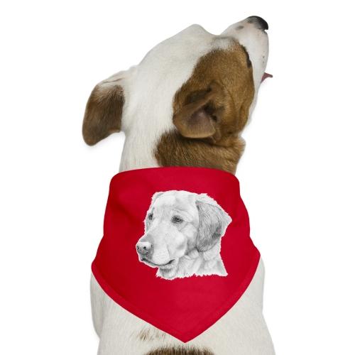 Golden retriever 2 - Bandana til din hund