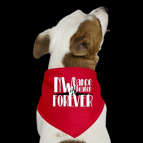 NW Dance Theater Forever [DANCE POWER COLLECTION] - Dog Bandana
