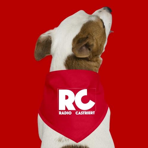 Radio CASTriert 2017/2018 - Hunde-Bandana