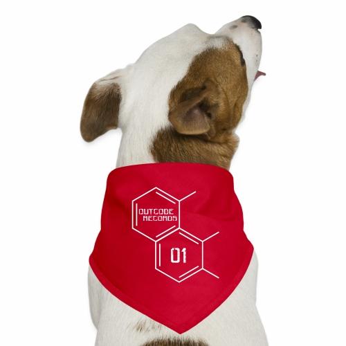 Outcode 01 - Pañuelo bandana para perro