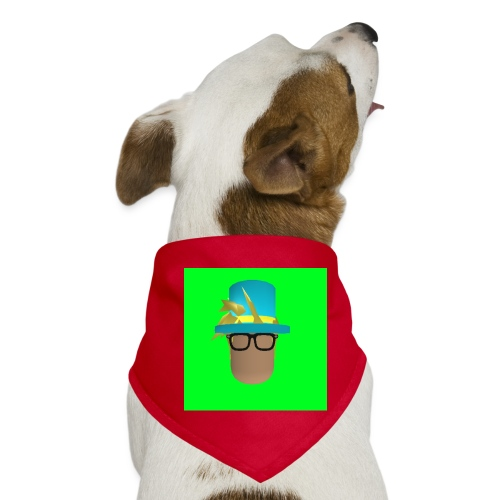 MrWhatWhat Logo Merch - Dog Bandana