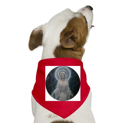 圣母玛利亚 Notre Dame by Jean Libon - Bandana pour chien
