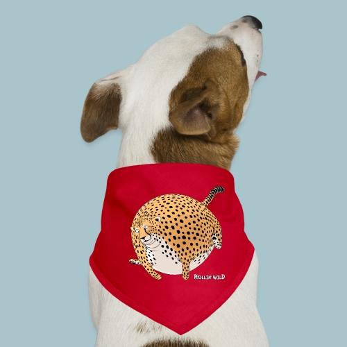 Rollin'Wild - Cheetah - Dog Bandana
