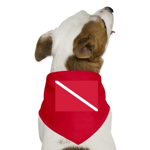 Diver Flag - Dog Bandana