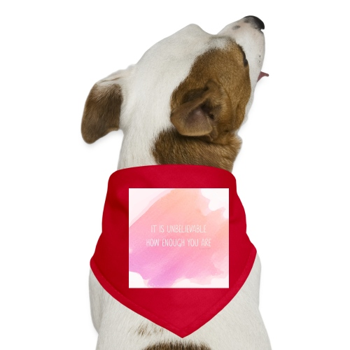 The Perfect Gift - Dog Bandana