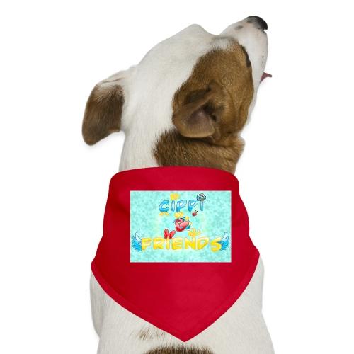 Tazza Cippi & Friends - Bandana per cani