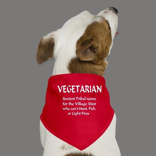 Vegetarian Ancient Name For...... - Honden-bandana