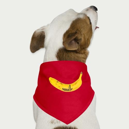 Bananen Smile - Hunde-Bandana