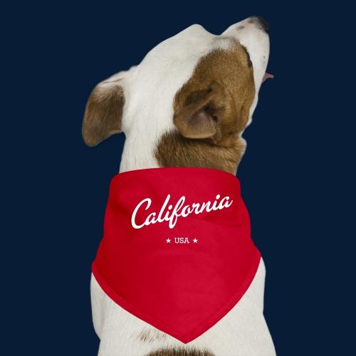 California - Hunde-Bandana