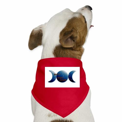 CAMISETA WICCA MA GIC WORLD, PARA EL DISFRUTE - Pañuelo bandana para perro