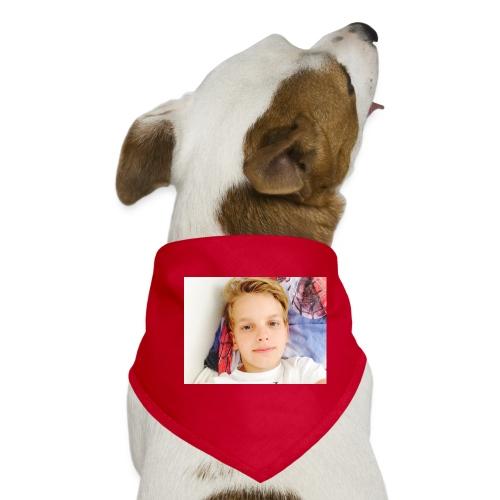 first design - Bandana til din hund