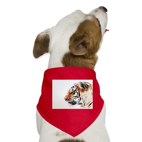 Tigre - Pañuelo bandana para perro