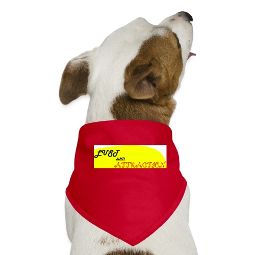 lust ans attraction - Dog Bandana