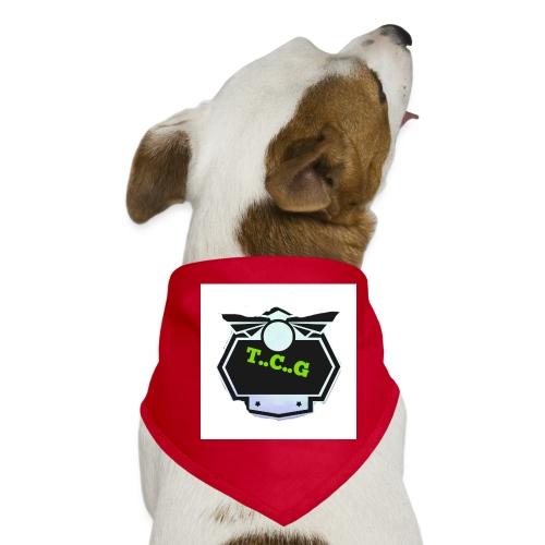 Cool gamer logo - Dog Bandana