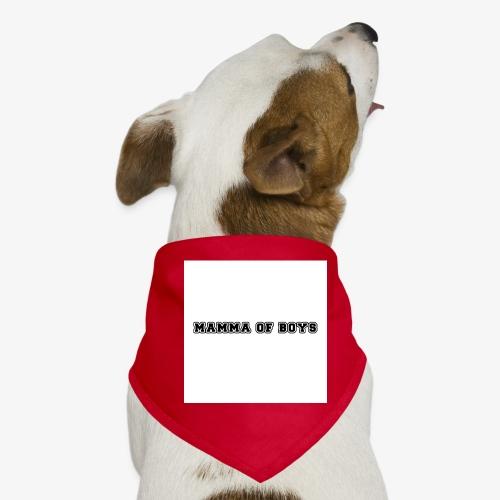 TSHIRT MAMMA OF BOYS - Dog Bandana