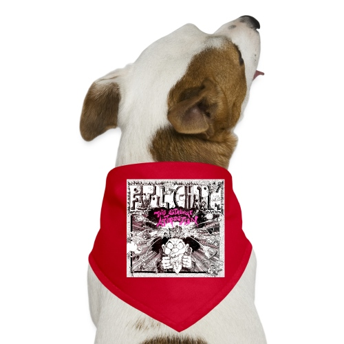 fatal charm - this strange attraction - Dog Bandana