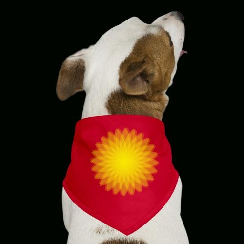 Blume LSD optik - Hunde-Bandana
