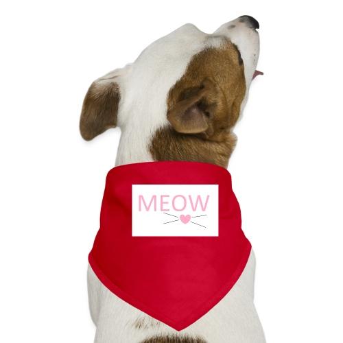 MEOW - Bandana dla psa