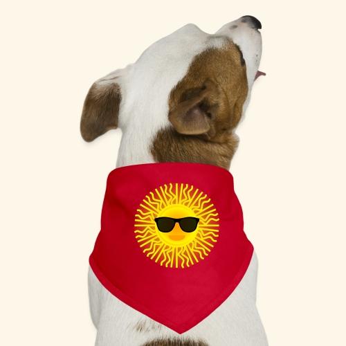 Sol de Canarias - Pañuelo bandana para perro
