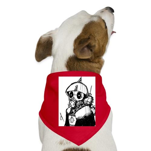 gas man - Pañuelo bandana para perro