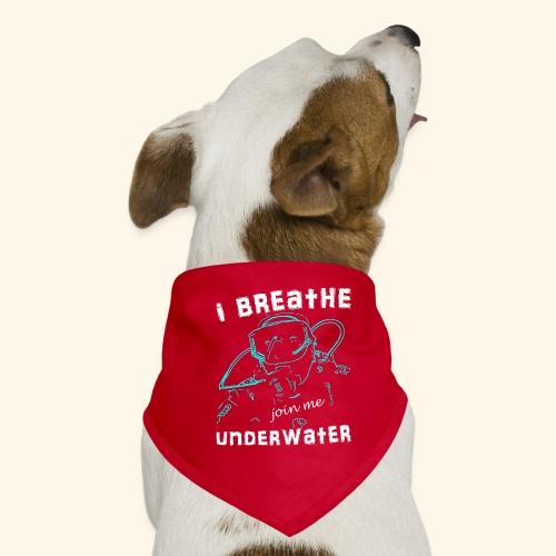 ScubaIBreathe002 - Honden-bandana