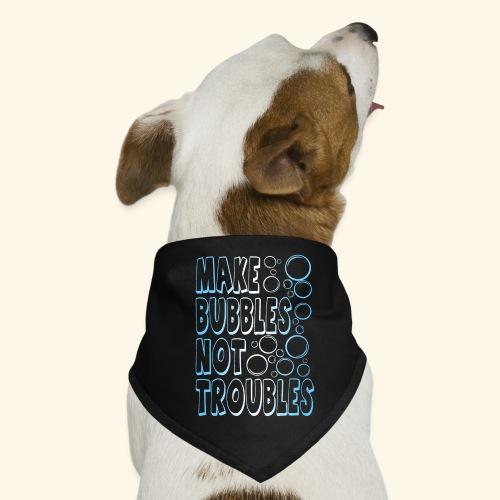 Bubbles001 - Honden-bandana