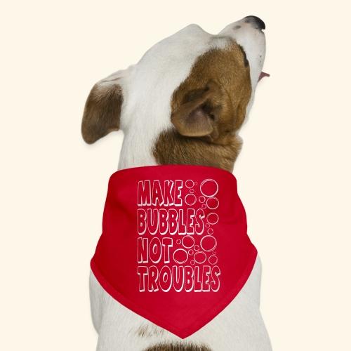 Bubbles003 - Honden-bandana