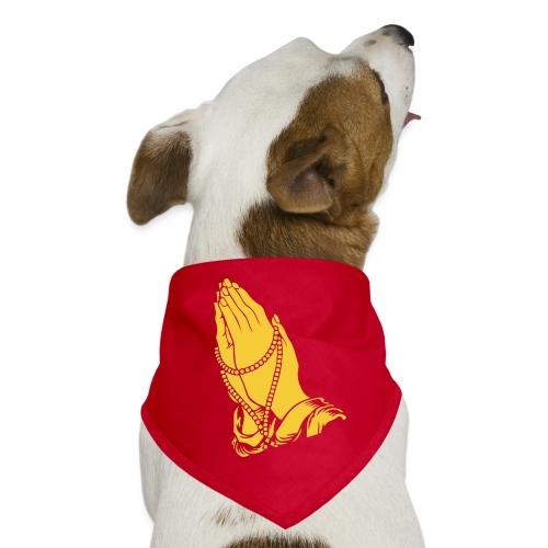 pray - Bandana per cani