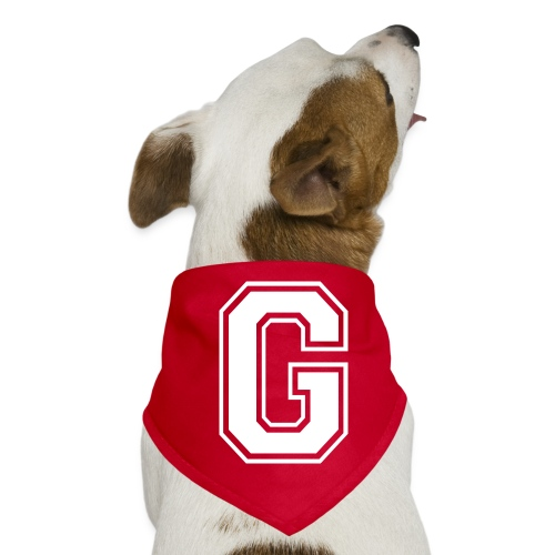 Grime Apparel G Grey Shirt. - Dog Bandana