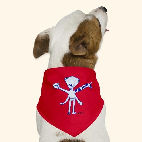 LeniT Teddy With a Twist - Koiran bandana