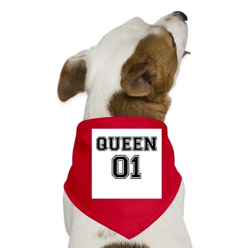 Queen 01 - Bandana pour chien