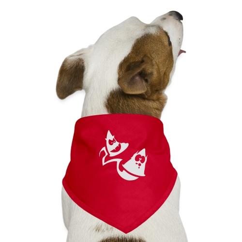 Conos diabolicos con estela - Pañuelo bandana para perro