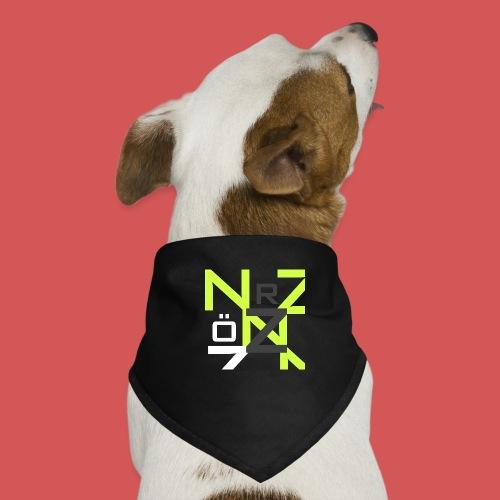 Nörthstat Group™ Clear Transparent Main Logo - Dog Bandana