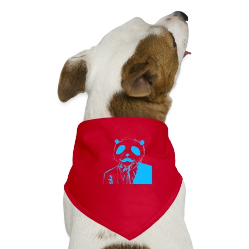 BluePanda Logo - Dog Bandana
