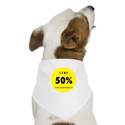 knapp 50 3 - Hundsnusnäsduk