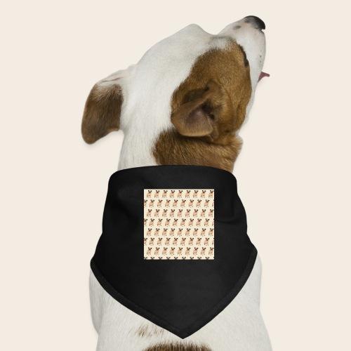 mops muster 2 - Hunde-Bandana