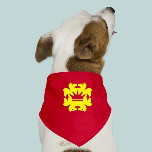 acht Springer - Hunde-Bandana