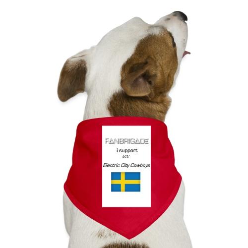 Fanbrigade - Bandana til din hund