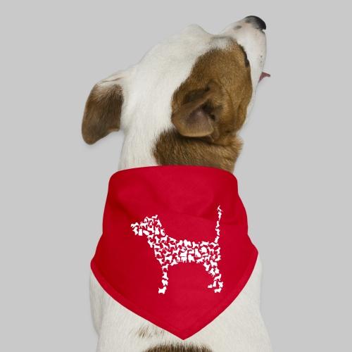 Hunde Kollage - Hunde-Bandana