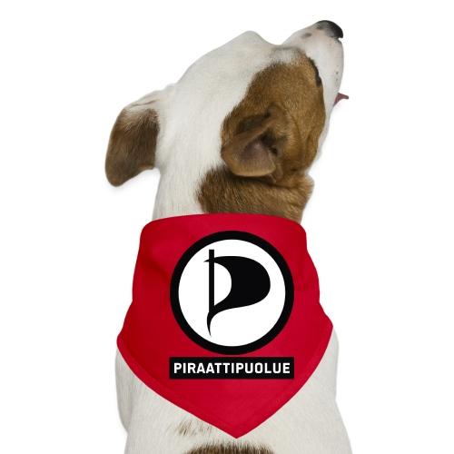 Piraattipuolue - Koiran bandana