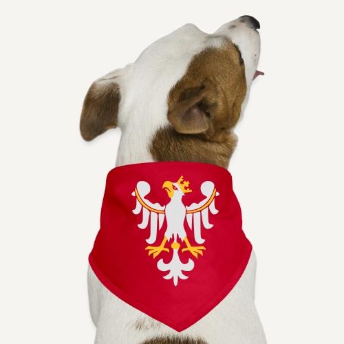 Orzeł Piastowski - Bandana dla psa