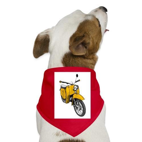 Die Schwalbenfahrer-Tasse (gelb) - Hunde-Bandana
