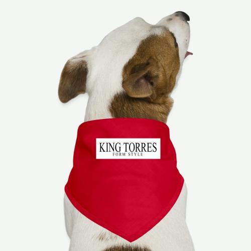 king torres - Pañuelo bandana para perro