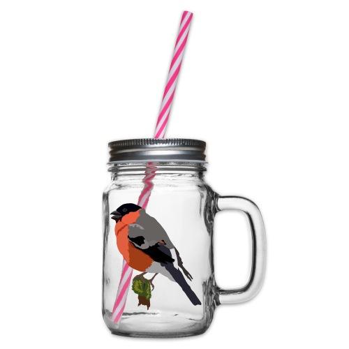 Gimpel - Henkelglas mit Schraubdeckel